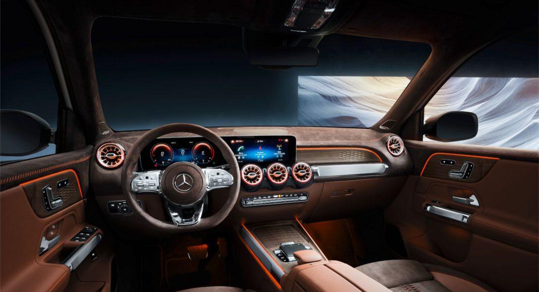 Mercedes-Benz-GLB12-1068x580 Mercedes-Benz a adus conceptul GLB la Shanghai!