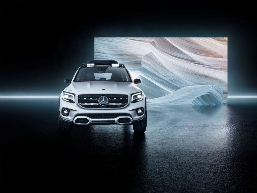 Mercedes-Benz-GLB3-1024x768 Mercedes-Benz a adus conceptul GLB la Shanghai!