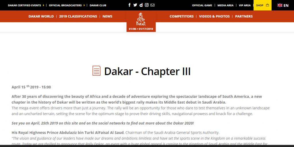 Opera-Snapshot_2019-04-16_230417_www.dakar_.com_-1024x511 Dakar in Arabia Saudita! A confirmat si ASO!