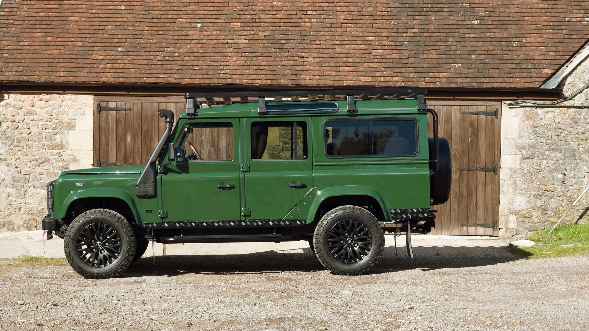 arkonik-defenders-drogo-d110-1 Drogo: Land Rover-ul Defender inspirat din Game Of Thrones