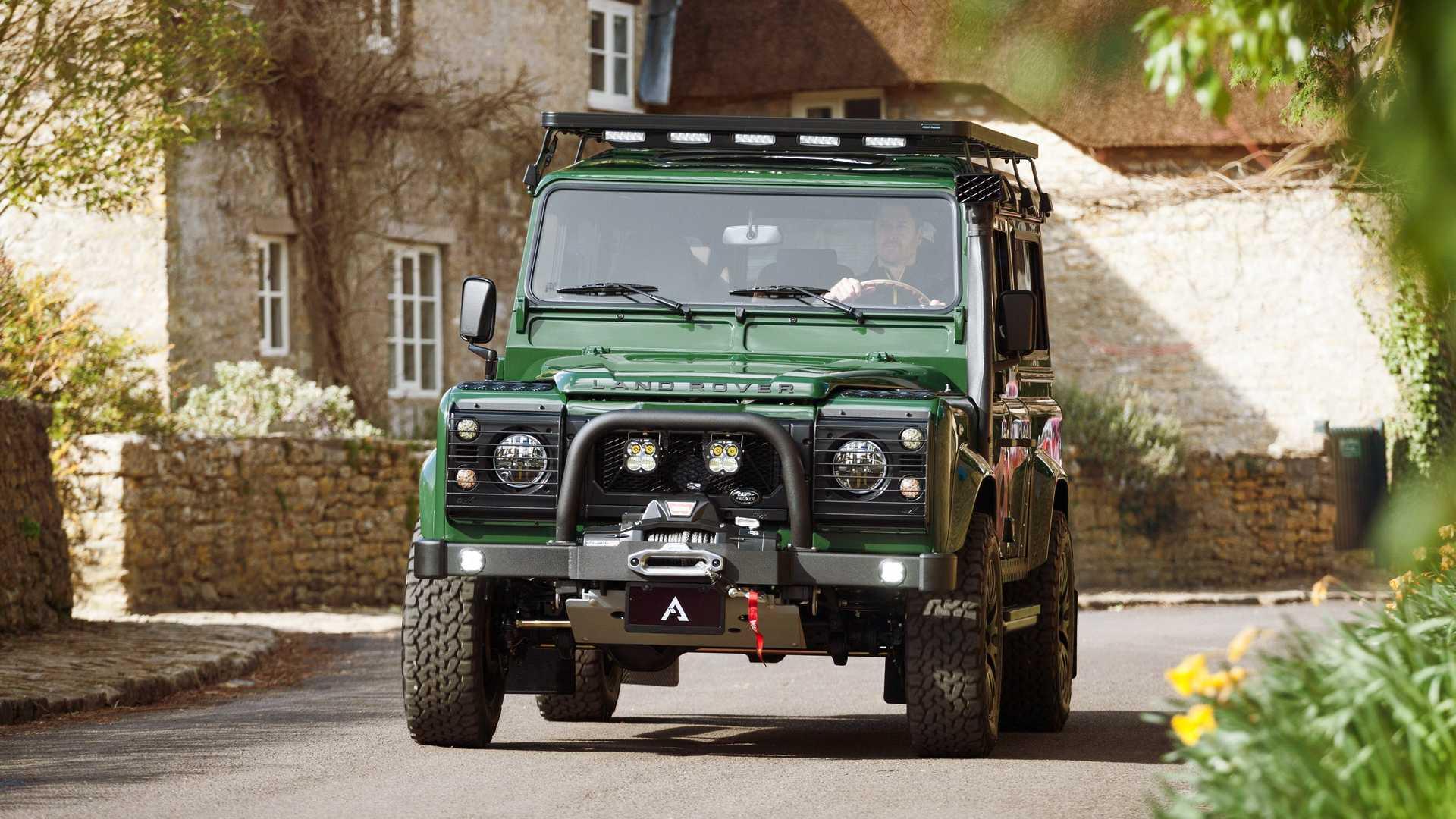 arkonik-defenders-drogo-d110rr Drogo: Land Rover-ul Defender inspirat din Game Of Thrones
