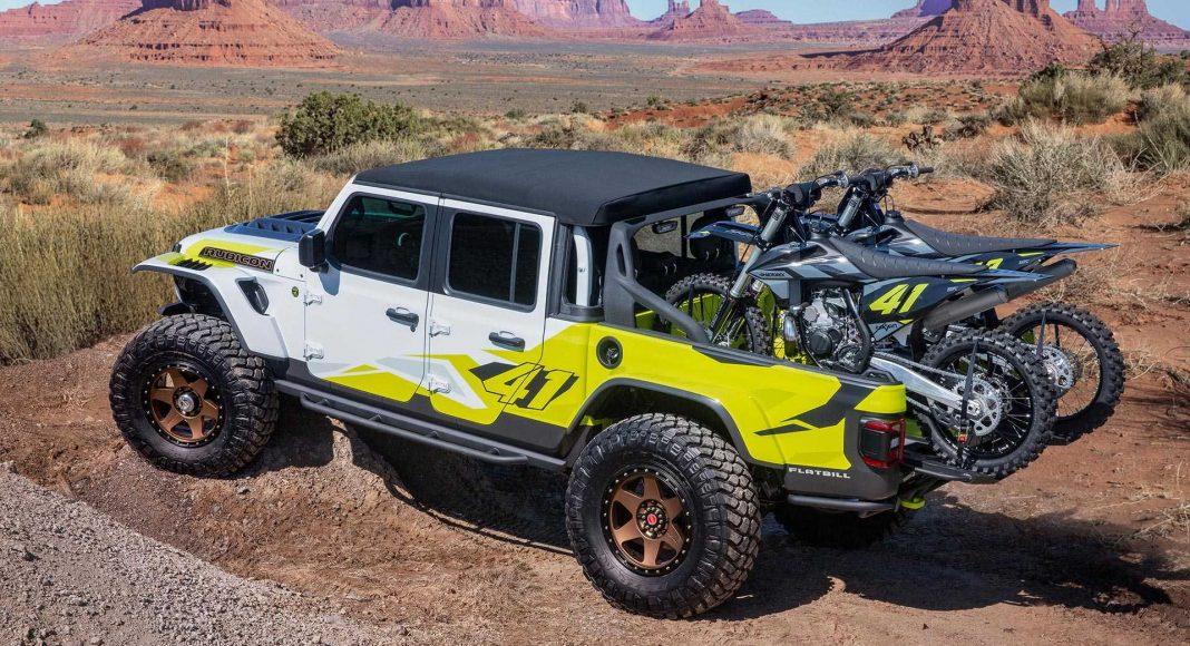 jeep-flatbill-concept-1-1068x580 Jeep Easter Safari 2019: 6 concepte pentru Gladiator