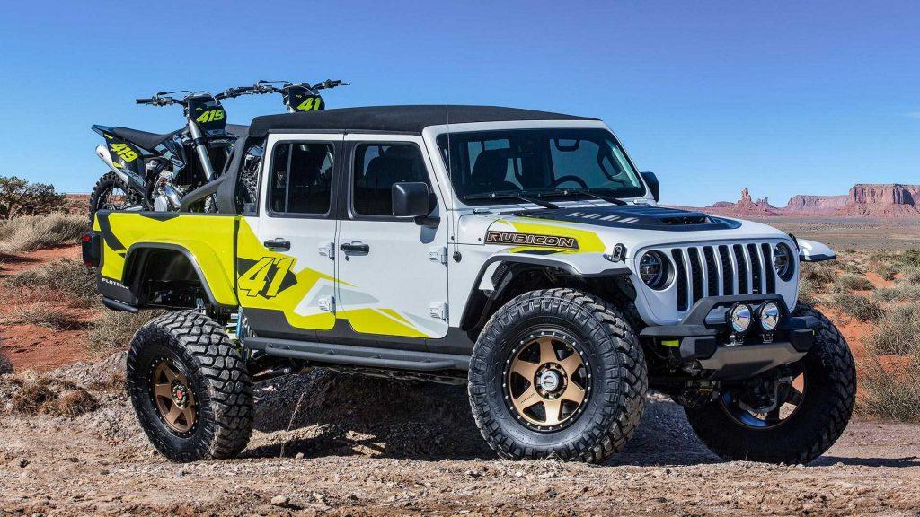 jeep-flatbill-concept-1024x576 Jeep Easter Safari 2019: 6 concepte pentru Gladiator