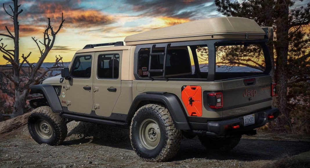 jeep-gladiator-wayout-concept-1-1068x580 Jeep Easter Safari 2019: 6 concepte pentru Gladiator