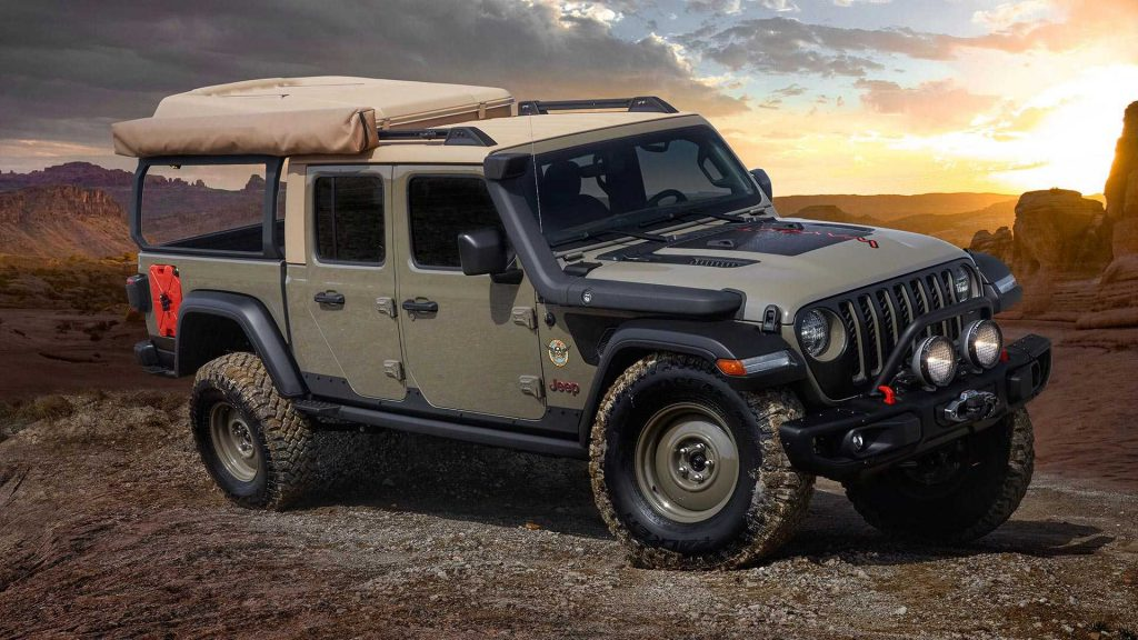 jeep-gladiator-wayout-concept-1024x576 Jeep Easter Safari 2019: 6 concepte pentru Gladiator