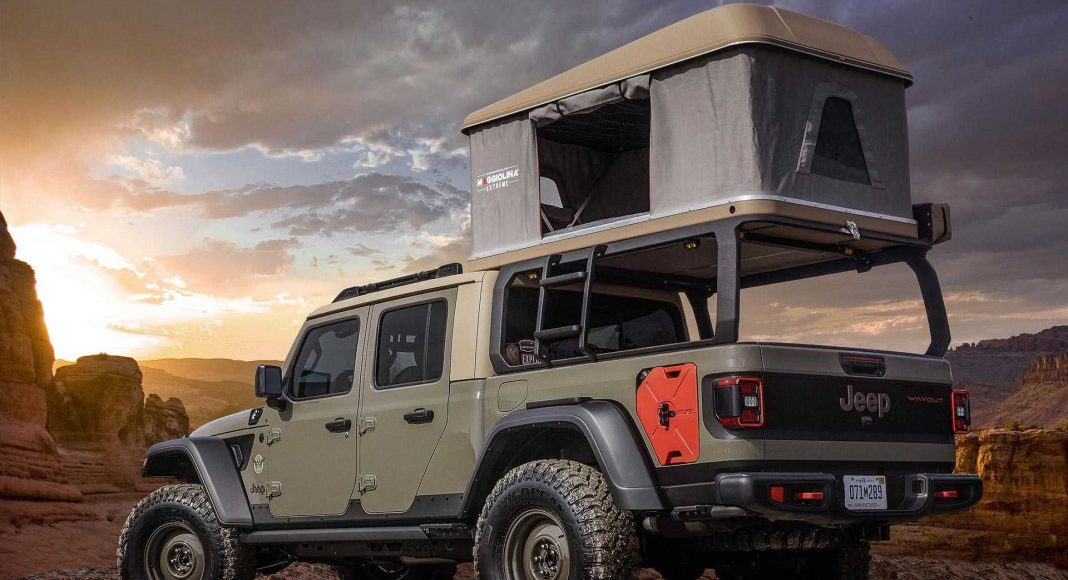 jeep-gladiator-wayout-concept-2-1068x580 Jeep Easter Safari 2019: 6 concepte pentru Gladiator