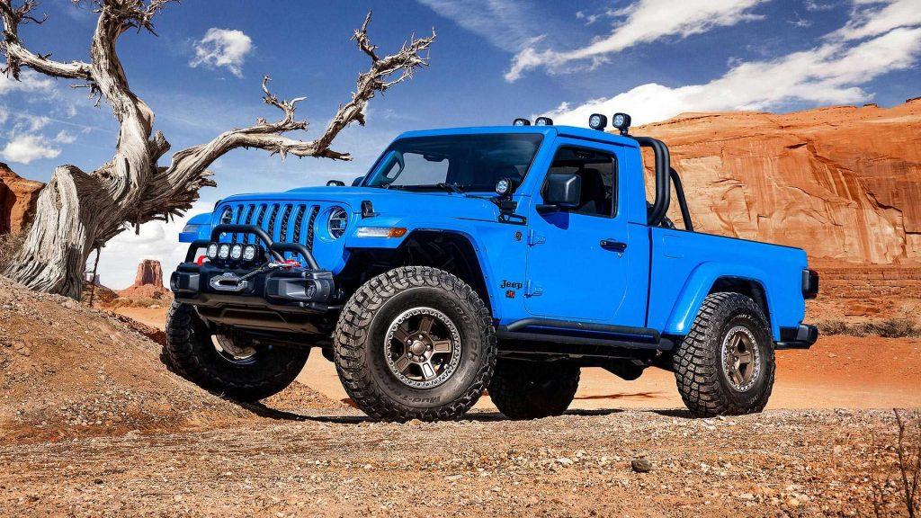 jeep-j6-concept-1024x576 Jeep Easter Safari 2019: 6 concepte pentru Gladiator