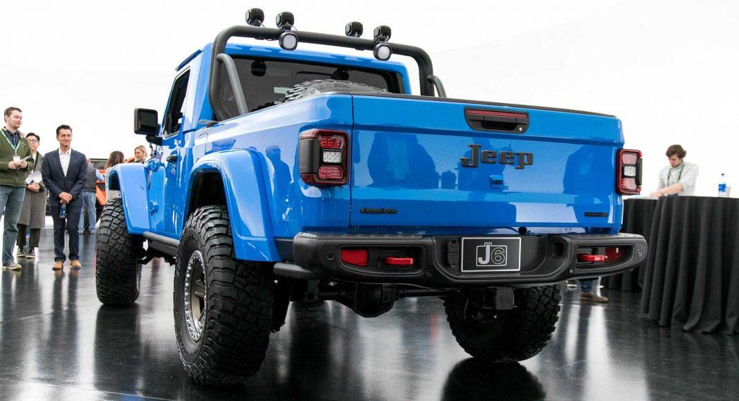jeep-j6-concept-2-1068x580 Jeep Easter Safari 2019: 6 concepte pentru Gladiator