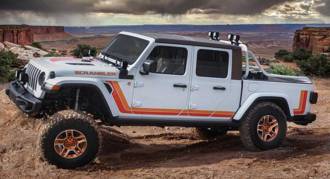 jeep-jt-scrambler-concept-1-1068x580 Jeep Easter Safari 2019: 6 concepte pentru Gladiator