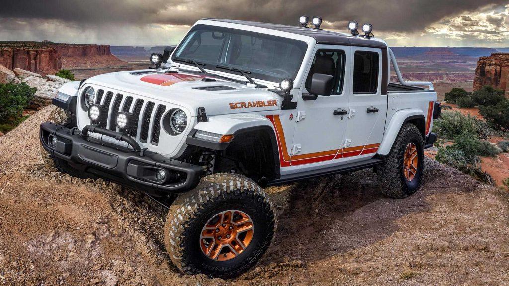 jeep-jt-scrambler-concept-1024x576 Jeep Easter Safari 2019: 6 concepte pentru Gladiator