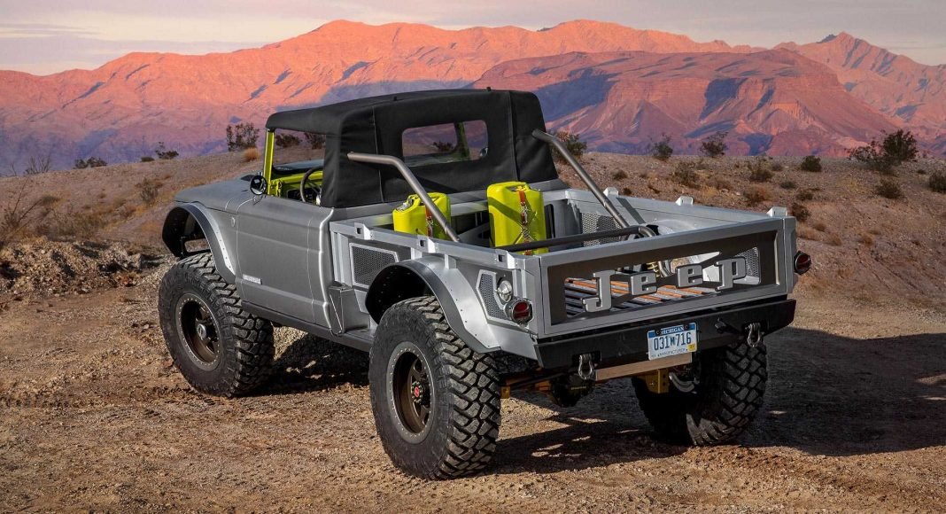 jeep-m-715-five-quarter-concept-2-1068x580 Jeep Easter Safari 2019: 6 concepte pentru Gladiator
