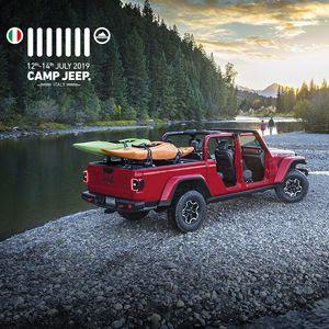 Gladiator Jeep Camp