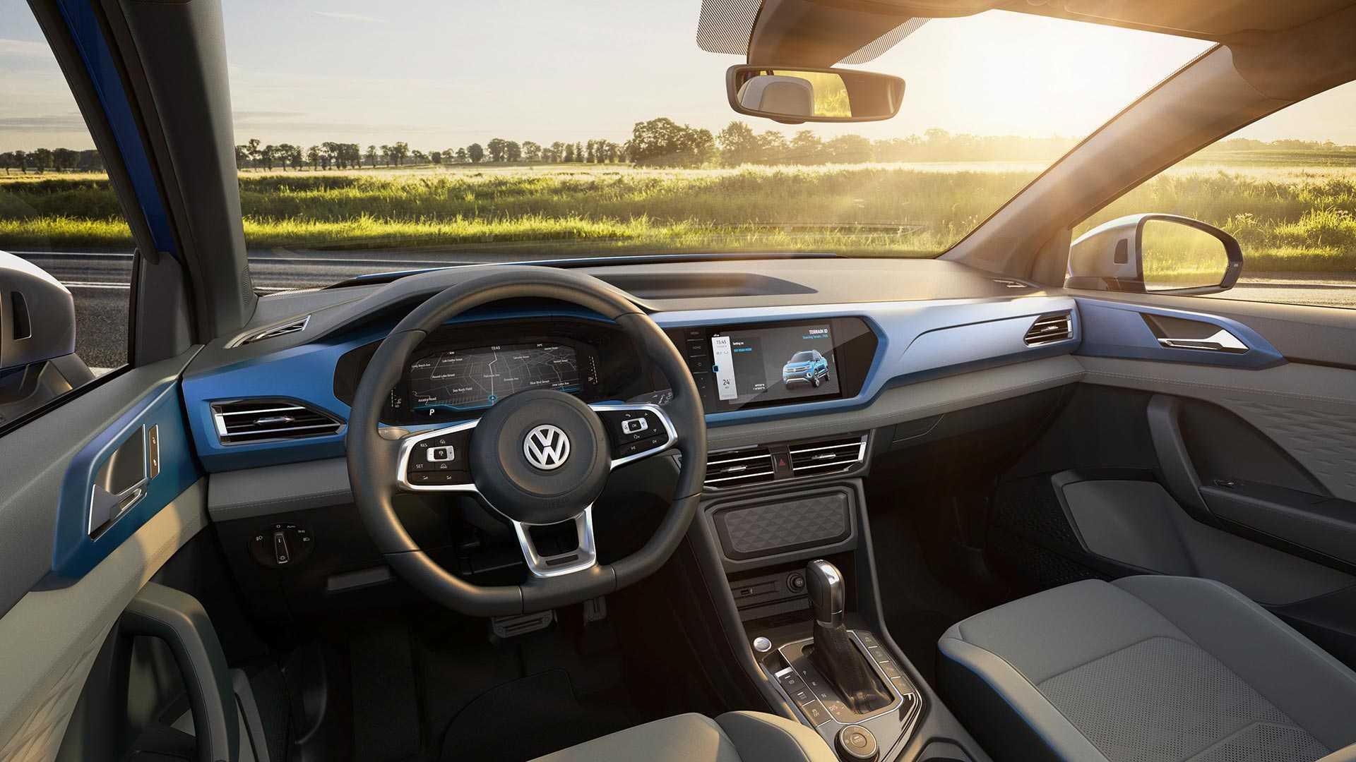 volkswagen-tarok-concept-4 Conceptul VW Tarok - pick-up compact pentru productie