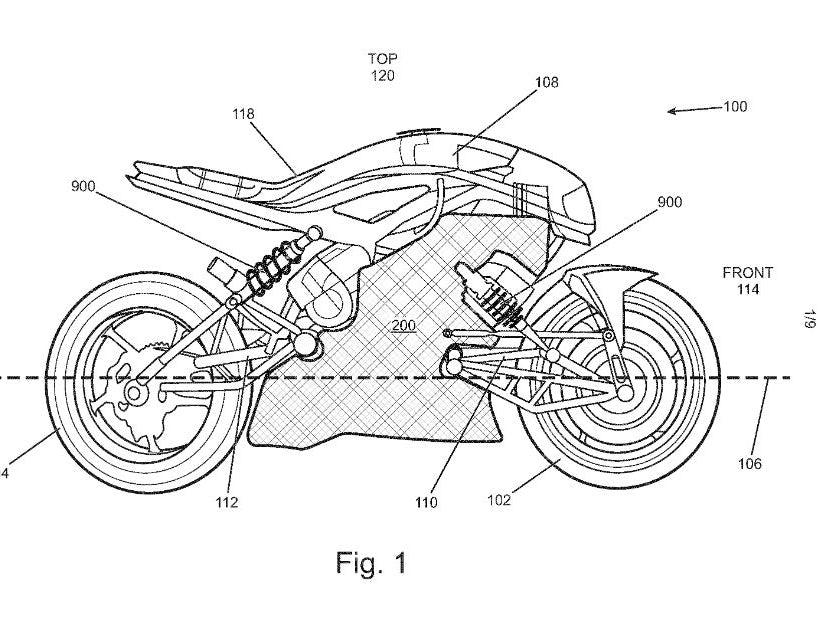 ARC-Vector Jaguar se intoarce la motociclete