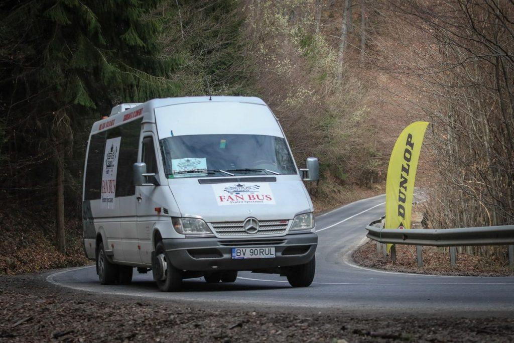 Fan-bus-1024x683 Cupa Cheile Gradistei, detalii pentru fani