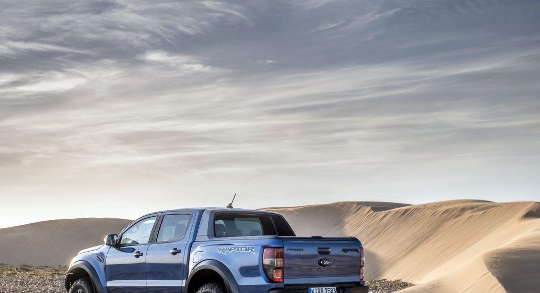 Ford-Ranger-Raptor-prova-su-strada-2-1068x580 Ford Ranger Raptor a sedus in Maroc!