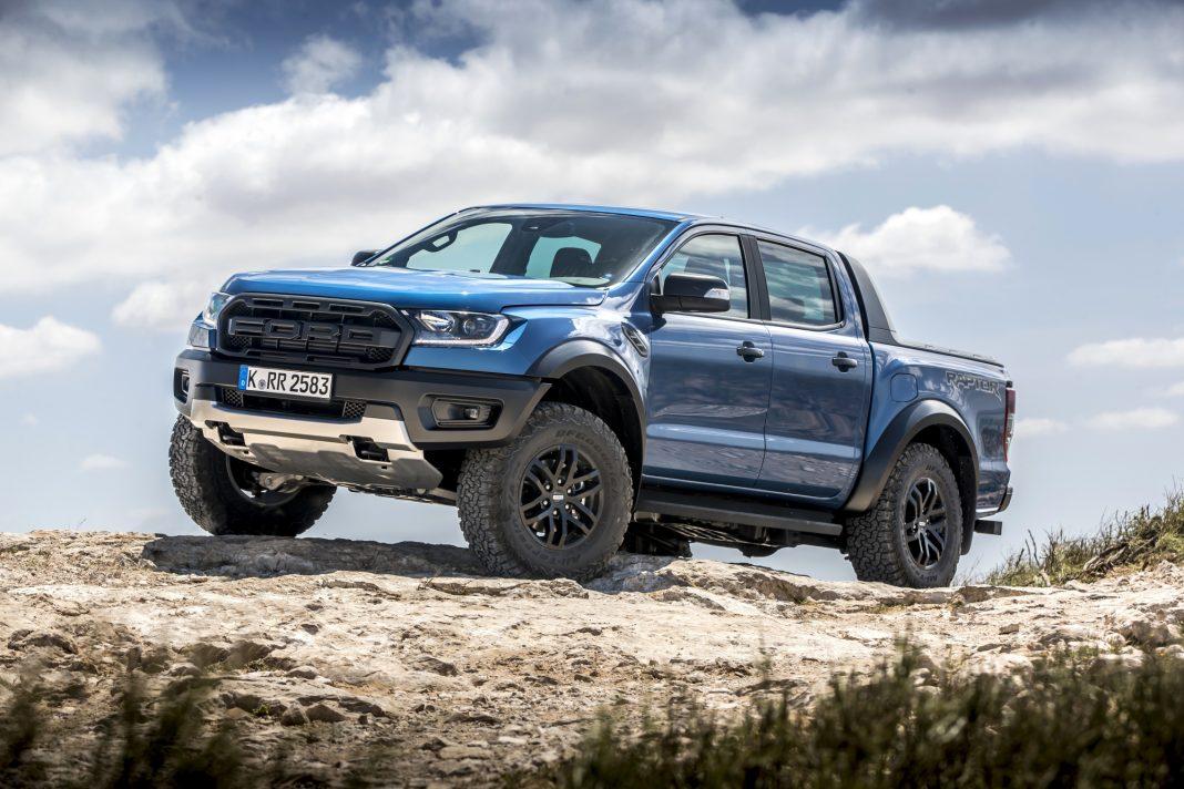 Ford-Ranger-Raptor-prova-su-strada-5-1068x712 Ford Ranger Raptor a sedus in Maroc!