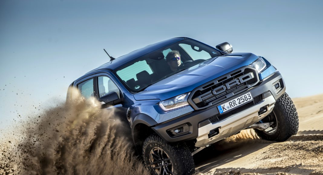 Ford-Ranger-Raptor-prova-su-strada-53-1068x580 Ford Ranger Raptor a sedus in Maroc!