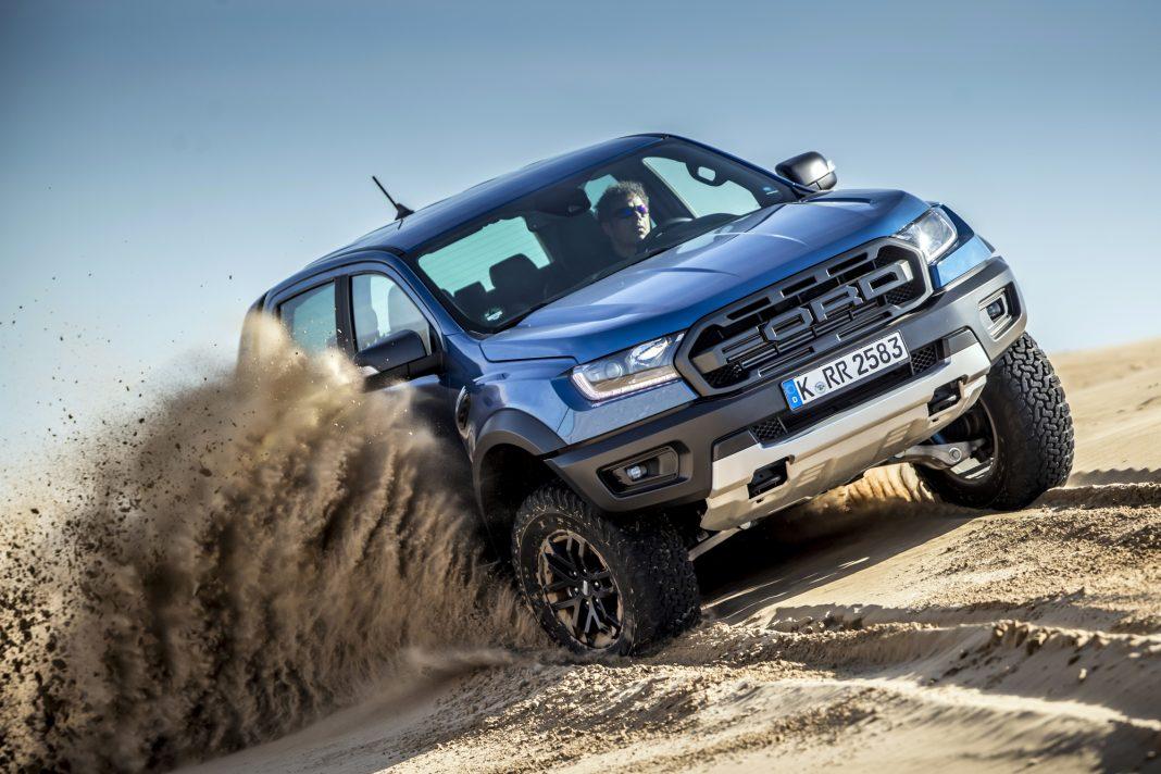 Ford-Ranger-Raptor-prova-su-strada-53-1068x712 Ford Ranger Raptor a sedus in Maroc!