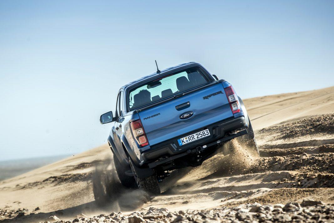 Ford-Ranger-Raptor-prova-su-strada-56-1068x712 Ford Ranger Raptor a sedus in Maroc!