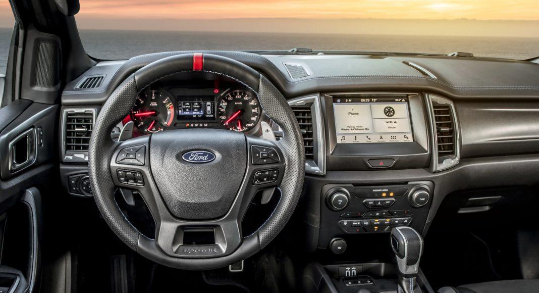 Ford-Ranger-Raptor-prova-su-strada-81-1068x580 Ford Ranger Raptor a sedus in Maroc!