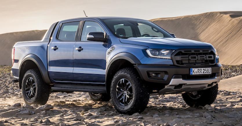 Ford-Ranger-Raptor Ford Ranger Raptor a sedus in Maroc!