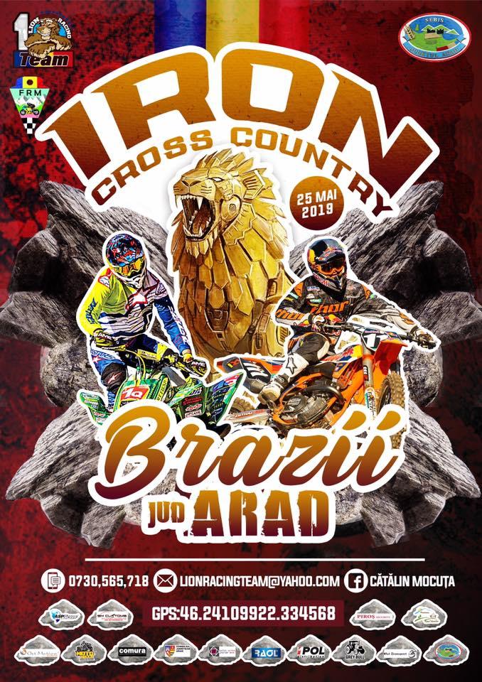Iron-Crosscountry Endurocross Extrem 2019: Iron Crosscountry la Secas