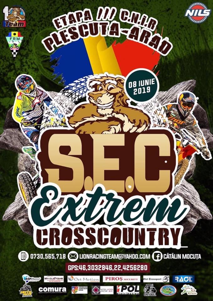 62069040_2305351809502886_1948390022382092288_n Endurocross Extrem 2019: Etapa a treia la Plescuta