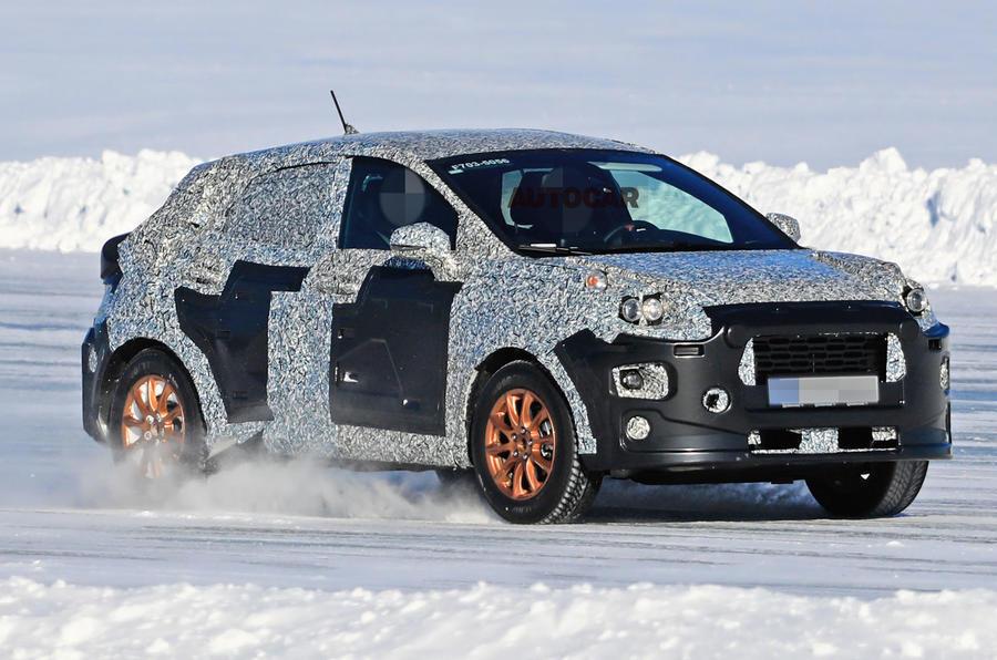 Ford-Puma Ford Puma, noul SUV de la Craiova, apare miercuri!