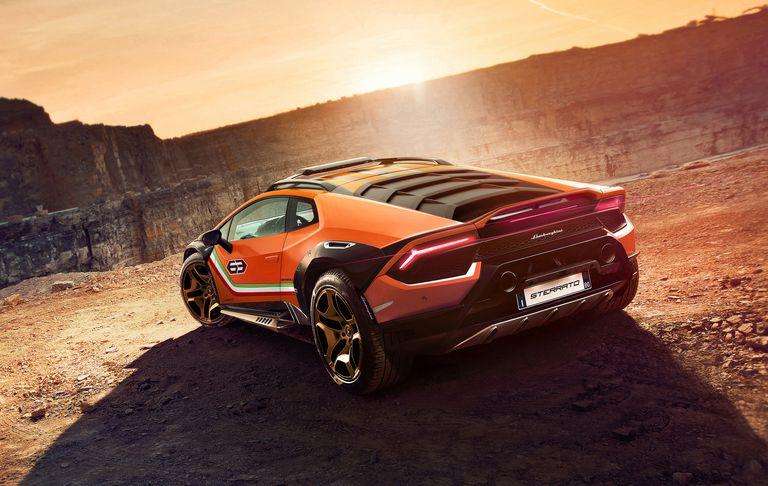Lamborghini-Huracan-Sterrato-1 Lamborghini Huracan face off-road!