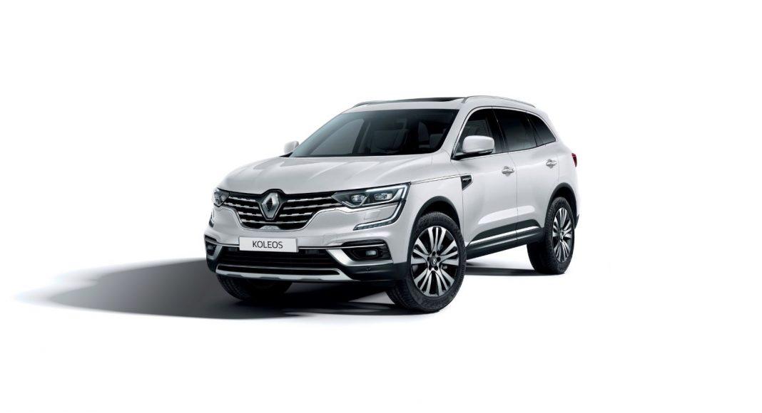 Renault-Koleos-7-1068x580 Renault face update pentru cel mai mare SUV al sau