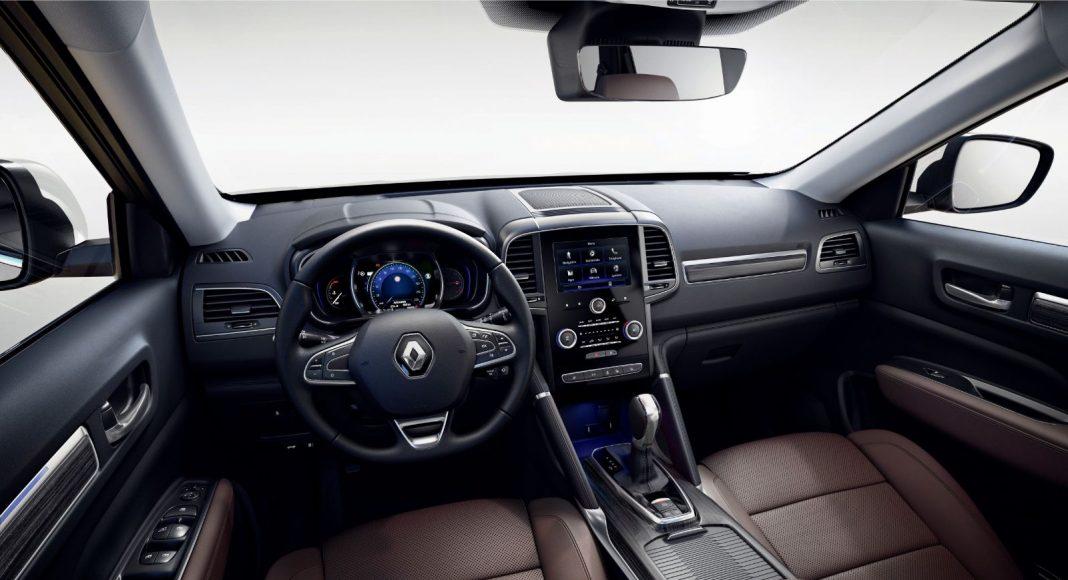 Renault-Koleos-8-1068x580 Renault face update pentru cel mai mare SUV al sau