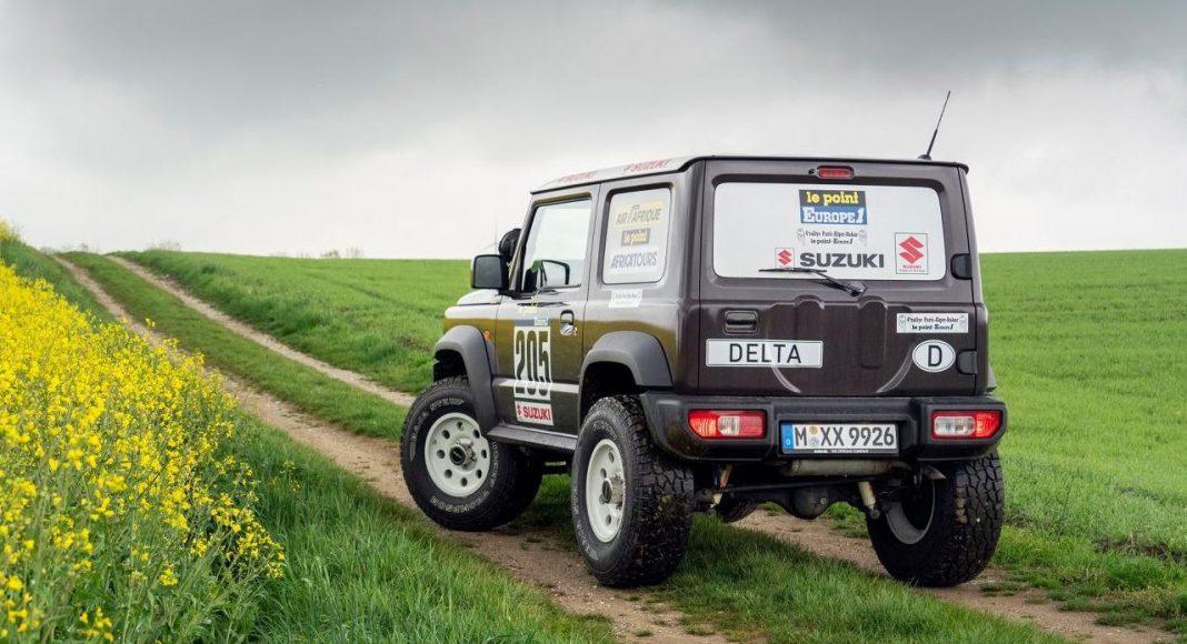 Suzuki-Jimny-2-1068x580 Noul Suzuki Jimny transformat de Delta 4x4