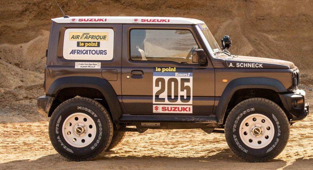 Suzuki-Jimny-3-1068x580 Noul Suzuki Jimny transformat de Delta 4x4