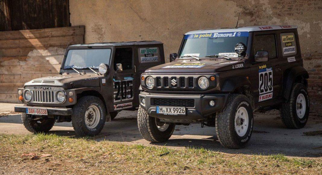 Suzuki-Jimny8-1068x580 Noul Suzuki Jimny transformat de Delta 4x4