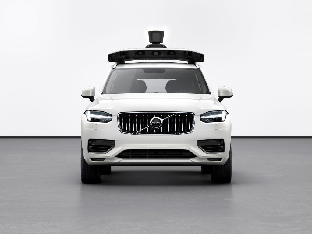 Volvo-Uber-2-1024x769 SUV Volvo autonom dezvoltat in colaborare cu Uber