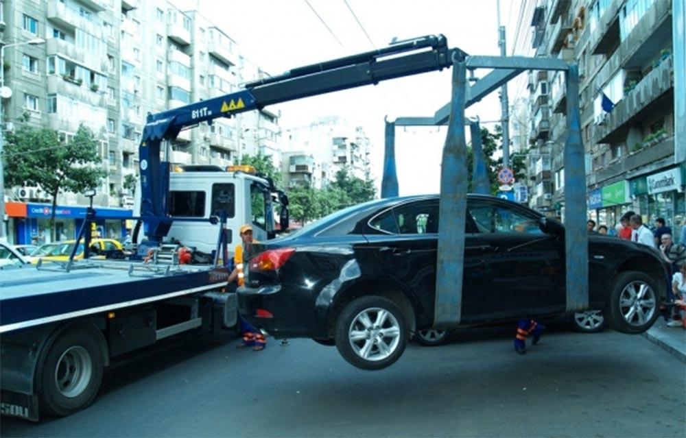Primaria Bucuresti ridicare masini