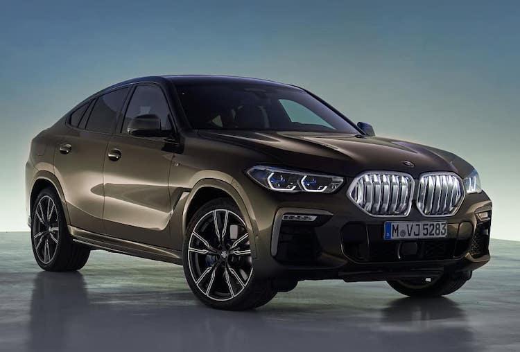 BMW-X6-2 BMW X6 pregatit pentru lansarea noii generatii