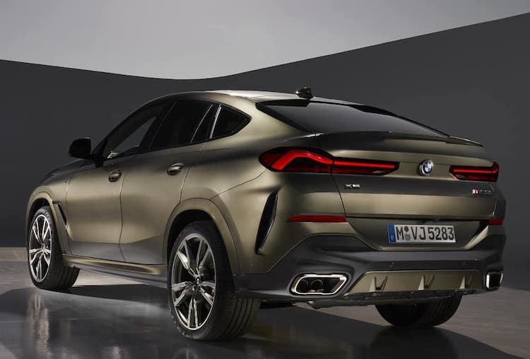 BMW-X6 BMW X6 pregatit pentru lansarea noii generatii