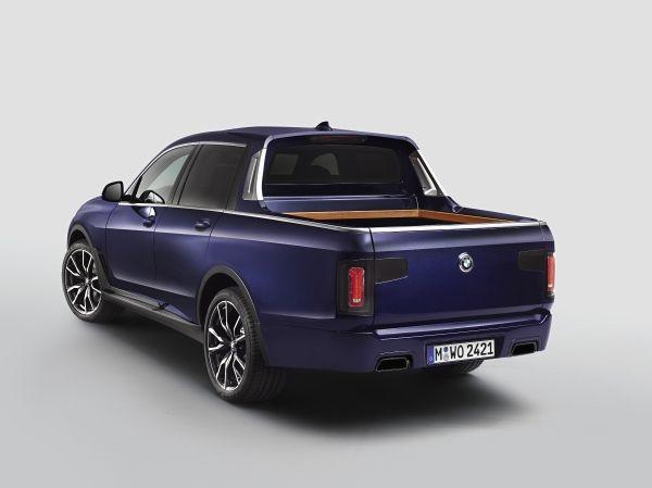 P90357087_lowRes_the-bmw-x7-pickup-07 X7 Pickup! BMW se joaca sau are ganduri mari?