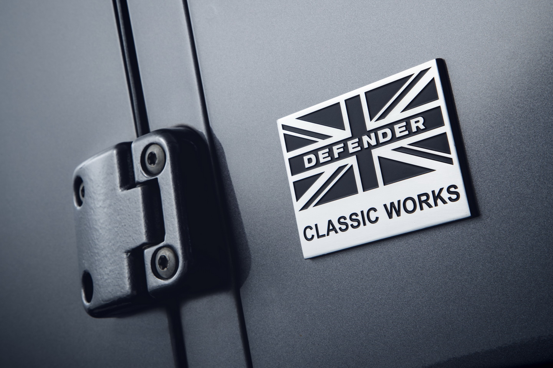 Defender-classic-4 Defender 1994-2016? Surpriza de la Land Rover Classic!