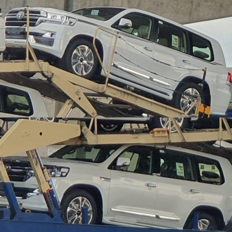 Toyota-Land-Cruiser-200-2019 Toyota Land Cruiser 200, ultima actualizare