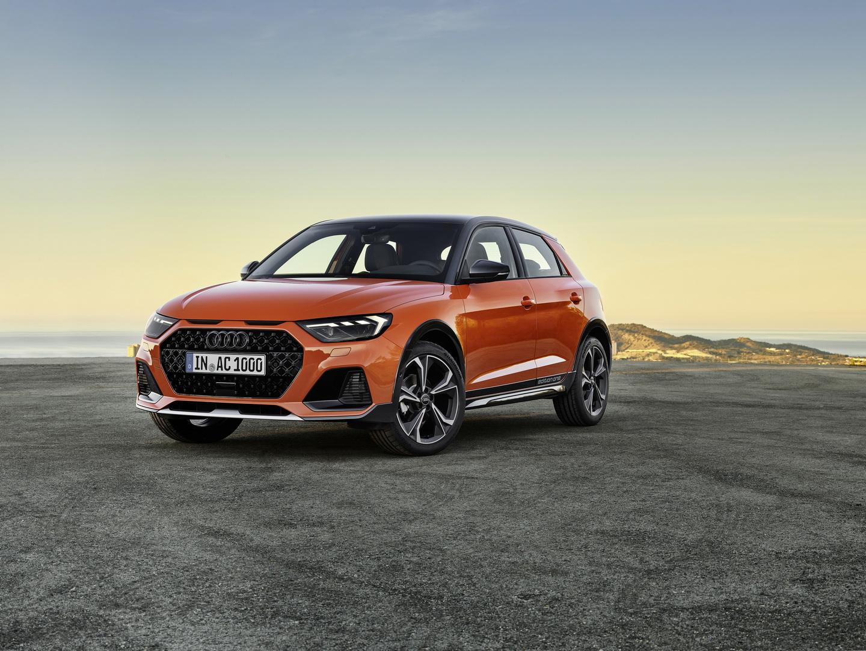 Audi-A1-citycarver Audi SUV, directii de stil, si noutati la Frankfurt