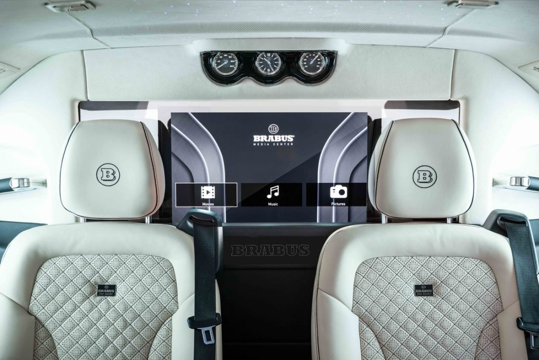 Mercedes-Benz-V-Class-BRABUS-Business-Plus-10-1068x713 Mercedes-Benz V-Class mai scump decat Ferrari!