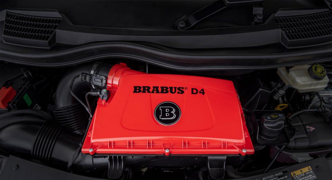 Mercedes-Benz-V-Class-BRABUS-Business-Plus-5-1068x580 Mercedes-Benz V-Class mai scump decat Ferrari!