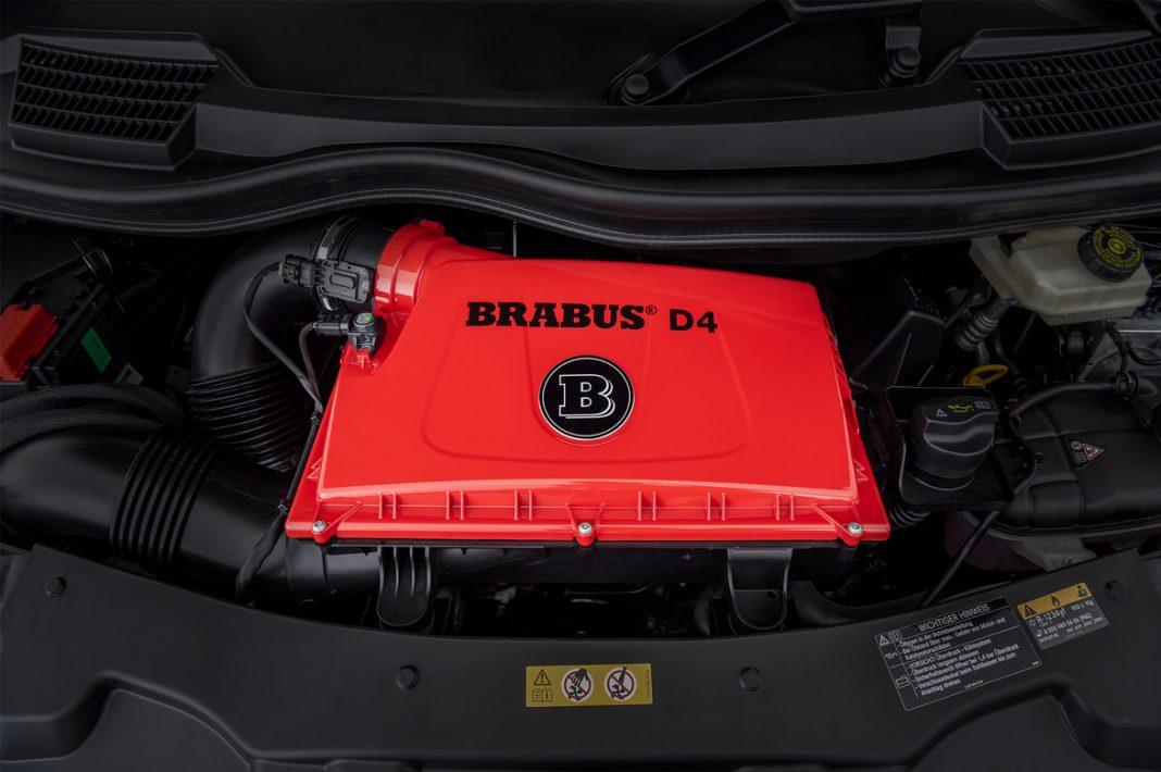 Mercedes-Benz-V-Class-BRABUS-Business-Plus-5-1068x710 Mercedes-Benz V-Class mai scump decat Ferrari!