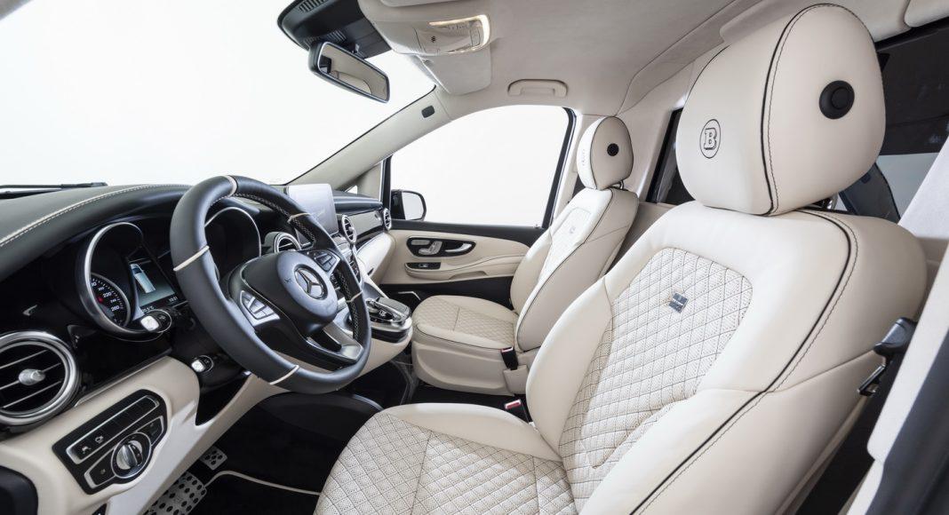 Mercedes-Benz-V-Class-BRABUS-Business-Plus-6-1068x580 Mercedes-Benz V-Class mai scump decat Ferrari!