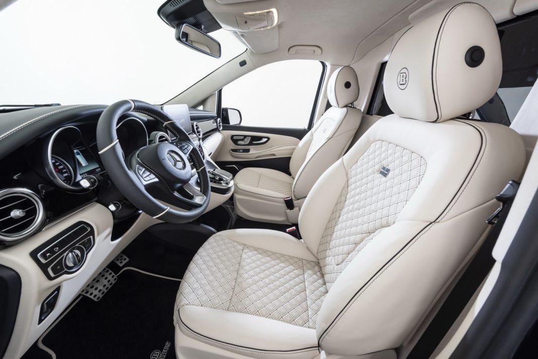 Mercedes-Benz-V-Class-BRABUS-Business-Plus-6-1068x713 Mercedes-Benz V-Class mai scump decat Ferrari!