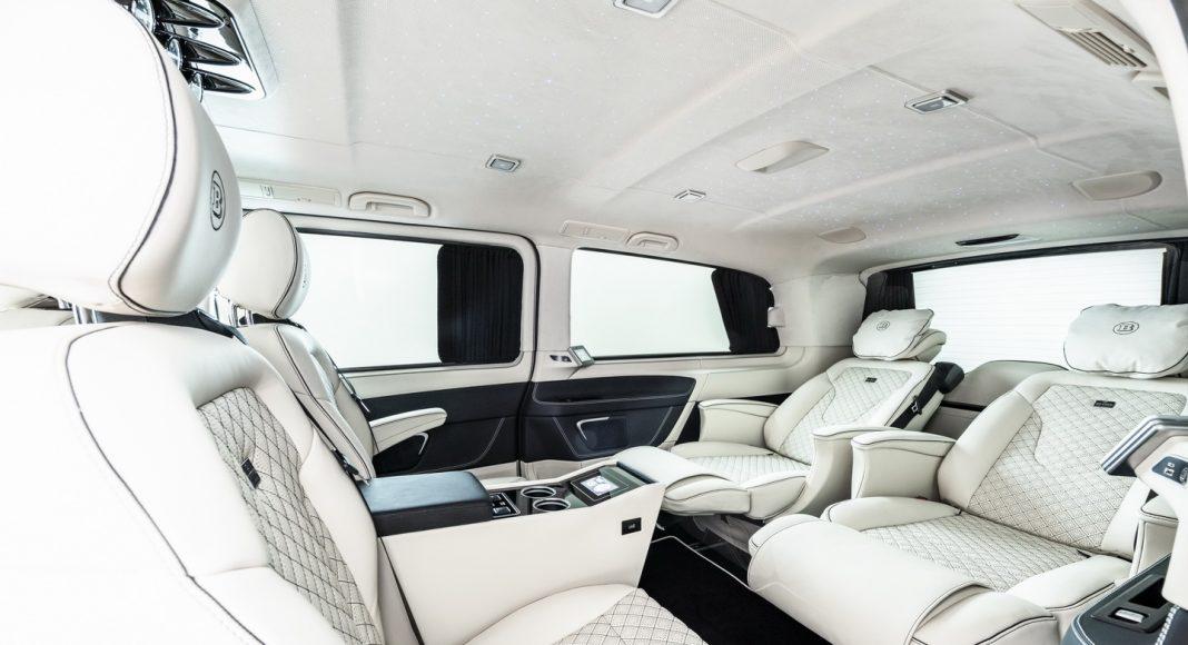 Mercedes-Benz-V-Class-BRABUS-Business-Plus-7-1068x580 Mercedes-Benz V-Class mai scump decat Ferrari!