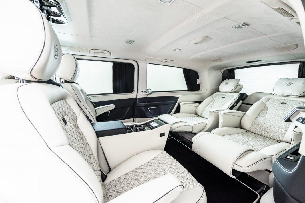 Mercedes-Benz-V-Class-BRABUS-Business-Plus-7-1068x713 Mercedes-Benz V-Class mai scump decat Ferrari!